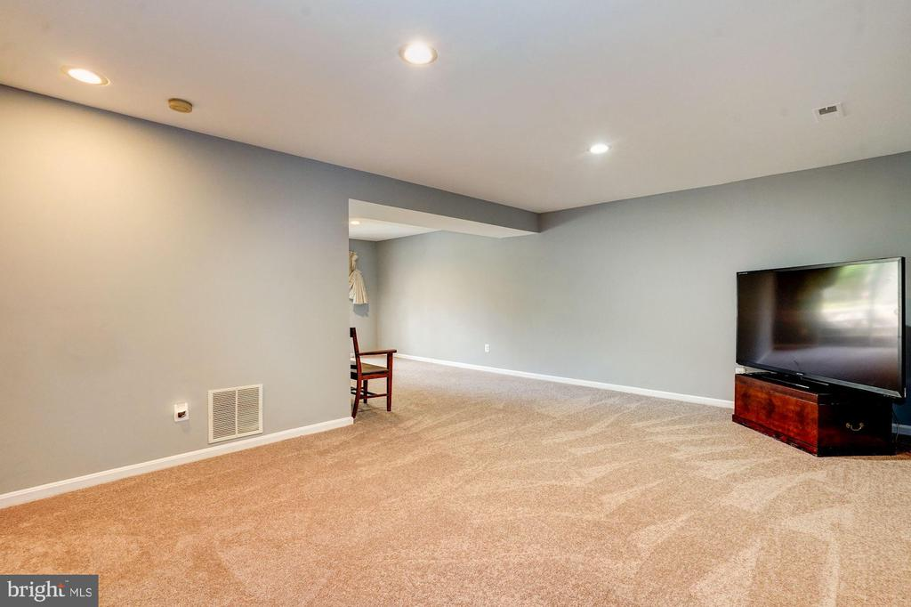 wide open LL space-walk up basement to outside - 25272 RIPLEYS FIELD DR, CHANTILLY
