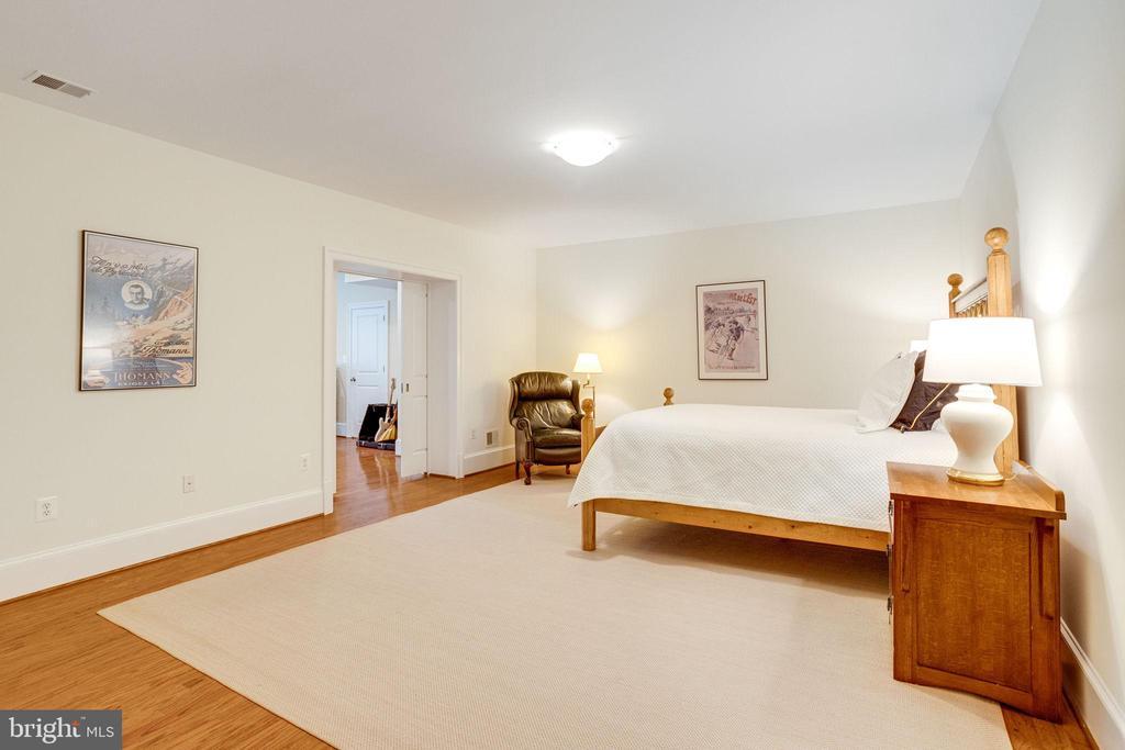 Lower Level Bedroom Suite - 7357 NICOLE MARIE CT, MCLEAN