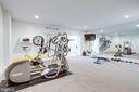 Huge Exercise Room - 7357 NICOLE MARIE CT, MCLEAN