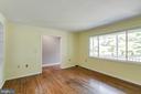 Living Room - 37831 DEERBROOK LN, PURCELLVILLE