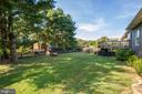 Back Yard - 37831 DEERBROOK LN, PURCELLVILLE