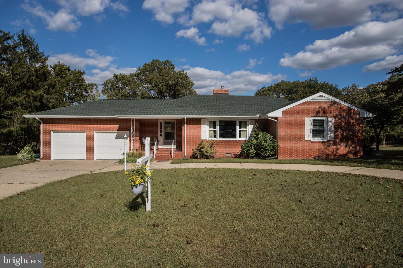 Single Family Homes для того Продажа на East New Market, Мэриленд 21631 Соединенные Штаты
