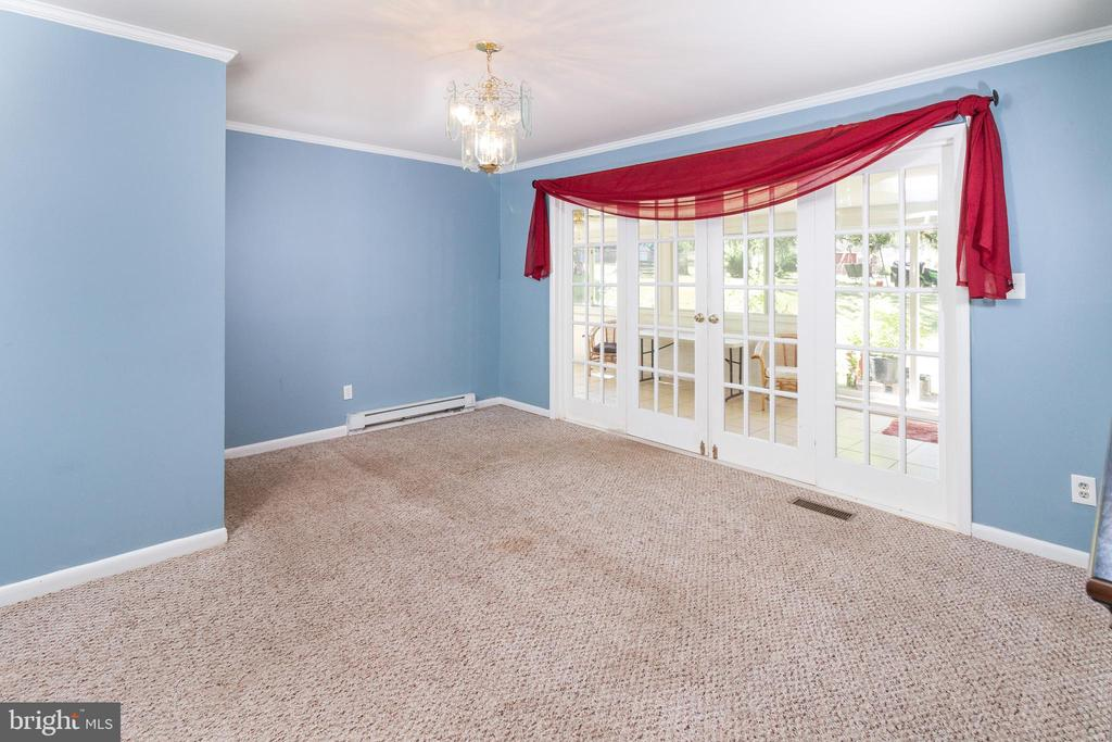 Dining Room - 1113 SPOTSWOOD DR, SILVER SPRING