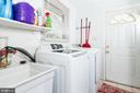Laundry Room - 1113 SPOTSWOOD DR, SILVER SPRING