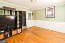 Family Room - 1113 SPOTSWOOD DR, SILVER SPRING