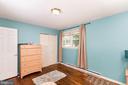 1st Bedroom - 1113 SPOTSWOOD DR, SILVER SPRING