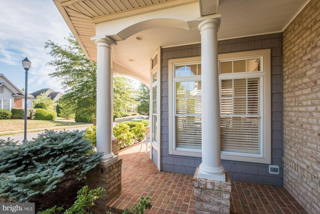 EXCEPTIONAL ARCHITECTURAL DETAIL - 2669 BROOK VALLEY RD, FREDERICK