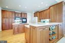 DAILY INDULGENCE ~ THIS KITCHEN! - 2669 BROOK VALLEY RD, FREDERICK