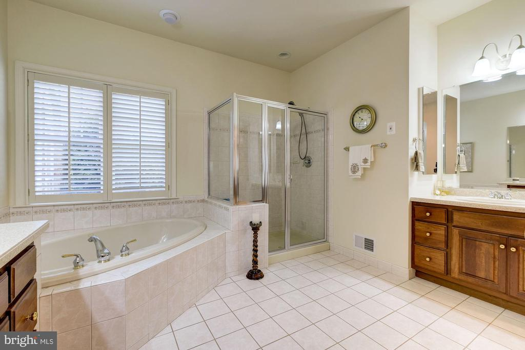 LARGE SOAKING TUB & SEPARATE SHOWER - 2669 BROOK VALLEY RD, FREDERICK