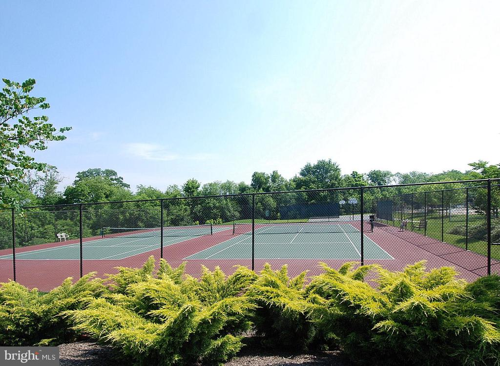 IT'S YOUR SERVE ON THE TENNIS COURTS - 2669 BROOK VALLEY RD, FREDERICK