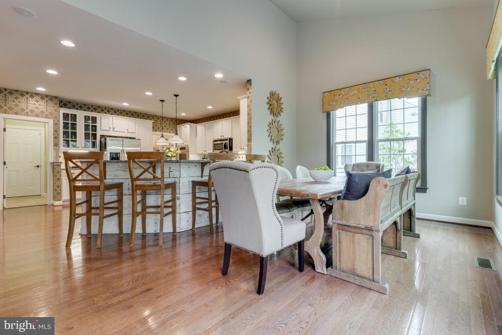Lap-board accent and coordinated colors throughout - 25401 JUBILANT DR, ALDIE