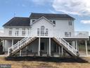 Rear Deck with Dual Stairways - 14300 DOWDEN DOWNS DR, HAYMARKET