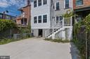 Two off street parking spaces - 1362 OAK ST NW, WASHINGTON