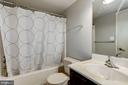 Dual Entry Master Bath - 1001 N RANDOLPH ST #1003, ARLINGTON