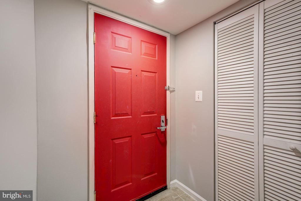 Foyer - 1001 N RANDOLPH ST #1003, ARLINGTON