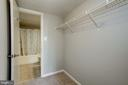 Walk-In Closet - 1001 N RANDOLPH ST #1003, ARLINGTON