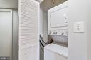 In-Unit Washer and Dryer - 1001 N RANDOLPH ST #1003, ARLINGTON