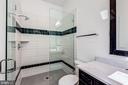 Main Level BR w/ Full Bathroom - 8533 GEORGETOWN PIKE, MCLEAN