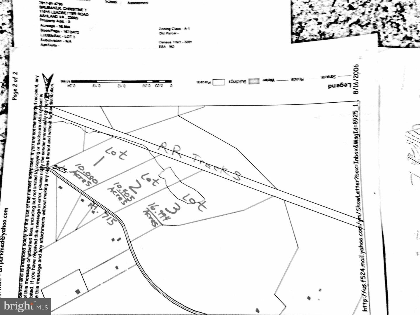 Land for Sale at Beaverdam, Virginia 23015 United States