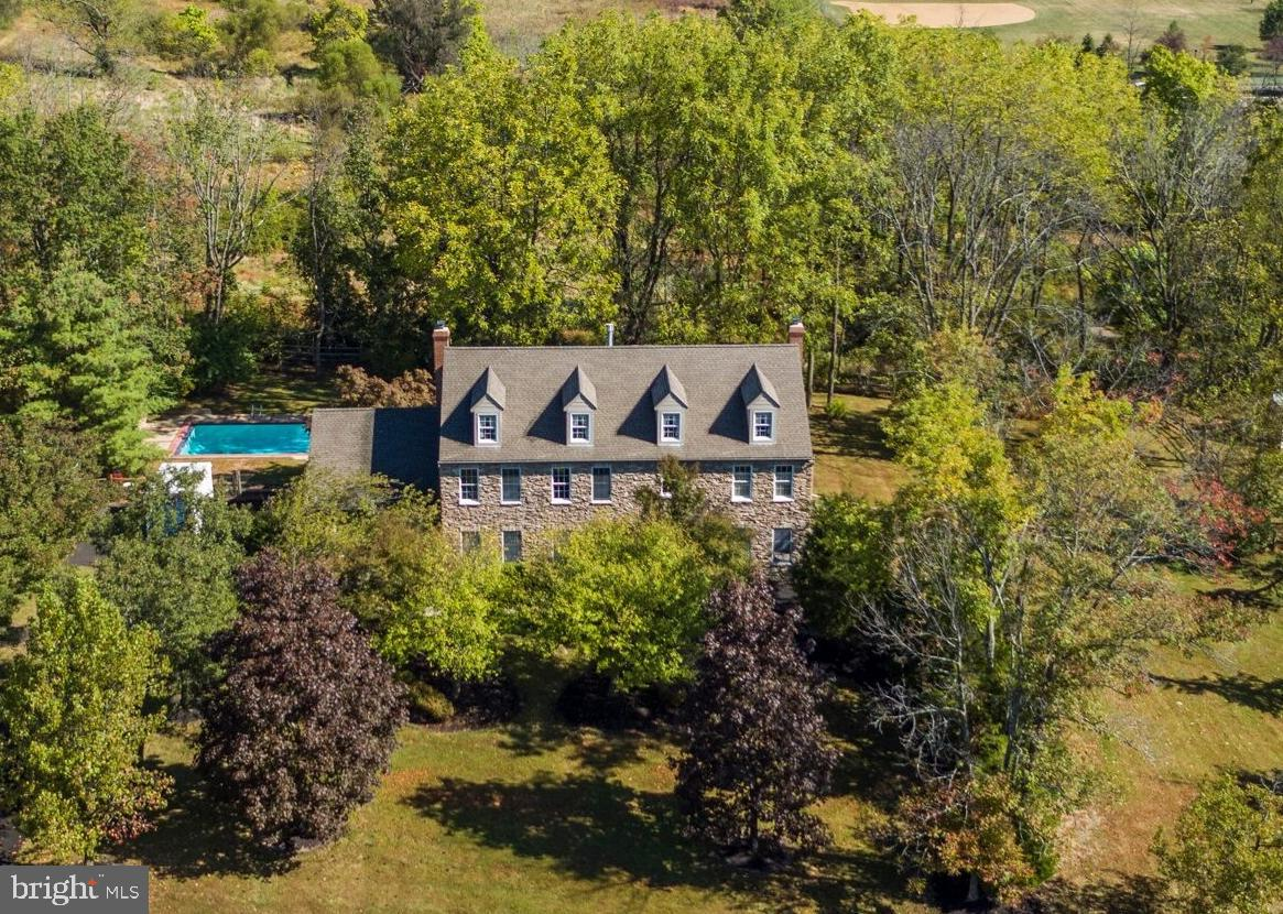 Single Family Homes för Försäljning vid Lower Gwynedd, Pennsylvania 19454 Förenta staterna