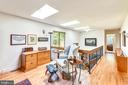 Landing area perfect for office or play nook - 10733 CROSS SCHOOL RD, RESTON