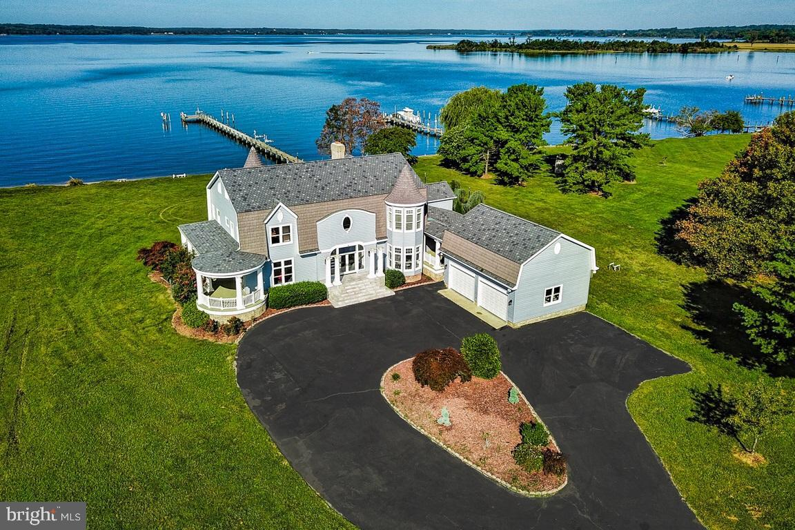 Single Family Homes for Sale at St. Leonard, Maryland 20685 United States