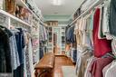 Master Walk in Closet - 39655 SNICKERSVILLE TPKE, MIDDLEBURG
