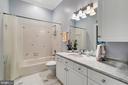 Bath for Bedroom #5 - 39655 SNICKERSVILLE TPKE, MIDDLEBURG