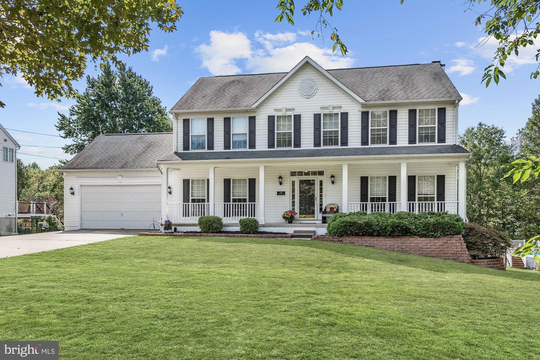 Single Family Homes pour l Vente à Burlington Township, New Jersey 08016 États-Unis