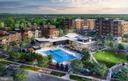 The CORE Lifestyle Center with fantastic amenities - 3718 BLUE LOBELIA WAY #THE CARTER, ROCKVILLE