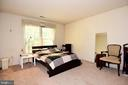 Spacious and bright Bedroom #1 - 13919 WHETSTONE MANOR CT, CLIFTON
