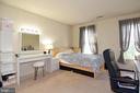 Spacious and bright Bedroom #2 - 13919 WHETSTONE MANOR CT, CLIFTON