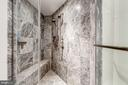 Full Marble Shower and Jetted Soaking Tub - 1881 N NASH ST #510, ARLINGTON