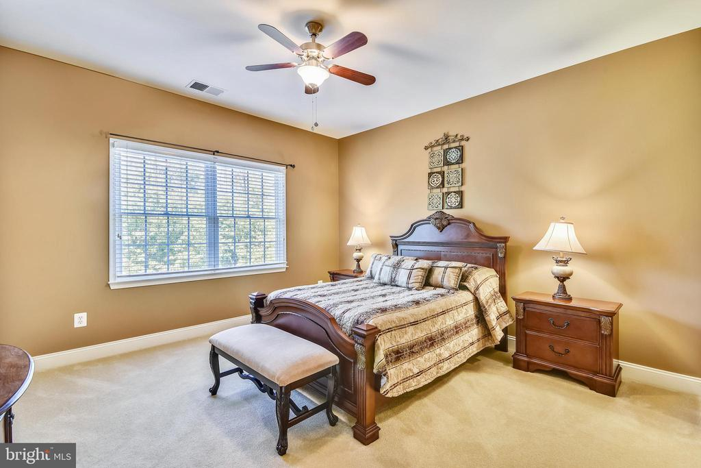 Bedroom #2 w/walk-in closet - 20190 KIAWAH ISLAND DR, ASHBURN