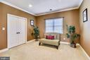 Master bedroom sitting/dressing room - 20190 KIAWAH ISLAND DR, ASHBURN