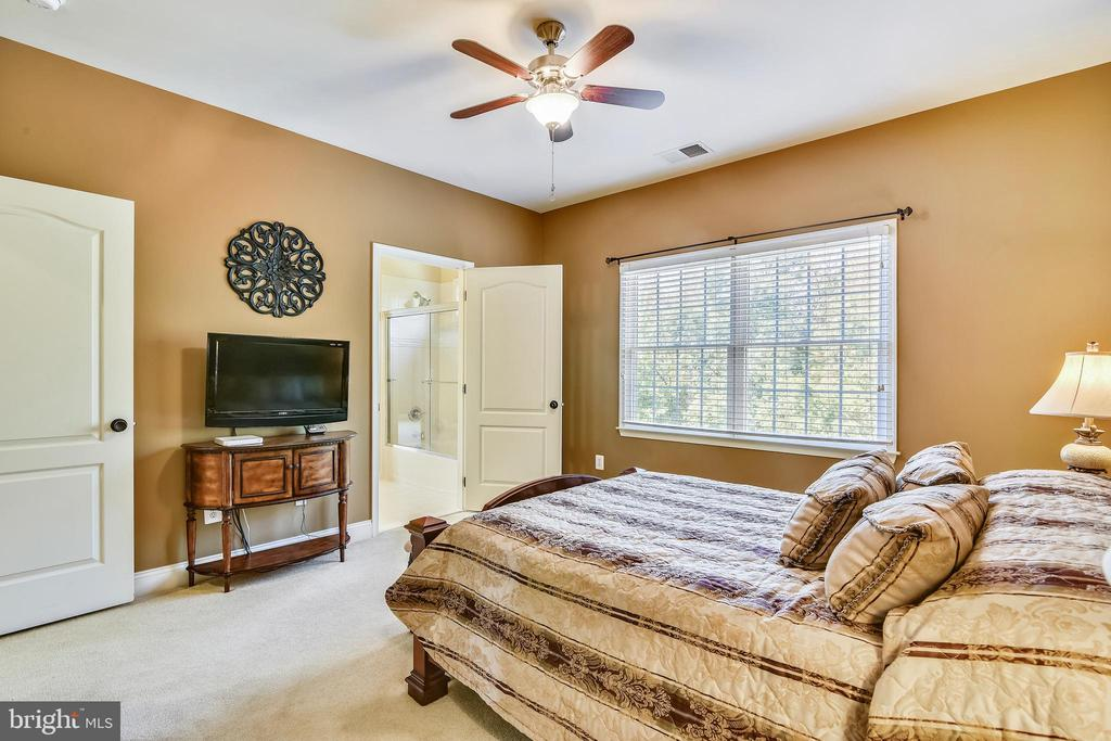 Bedroom #2 w/access to jack 'n jill bath - 20190 KIAWAH ISLAND DR, ASHBURN