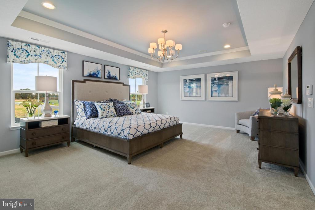 OWNER'S BEDROOM - UPPER PATUXENT RIDGE RD, ODENTON