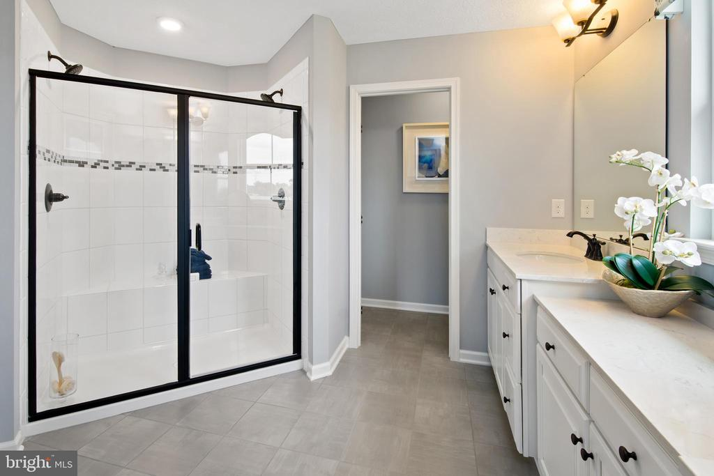 OWN'ER'S SHOWER - UPPER PATUXENT RIDGE RD, ODENTON