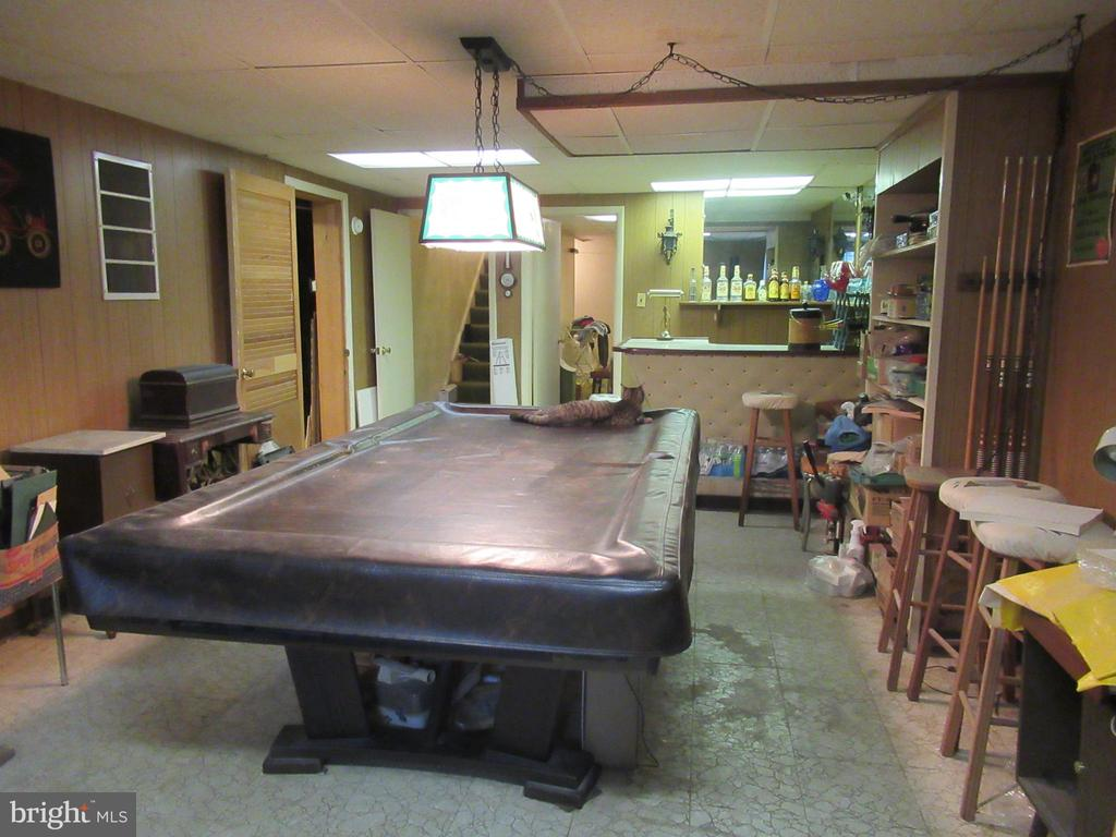 lwr lvl fam room w your own pool table! - 7403 RADCLIFFE DR, COLLEGE PARK