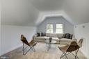 Additional Upstairs Living Space - 3304 17TH ST NE, WASHINGTON