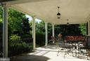 Broad front porch for dining al fresco - 21 ANNIES LN, SPERRYVILLE