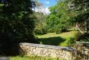 Garden wall - 21 ANNIES LN, SPERRYVILLE