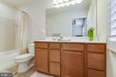 Attached master bath - 4624 ALLIANCE WAY, FREDERICKSBURG