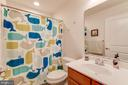 Hall Bath - 4624 ALLIANCE WAY, FREDERICKSBURG