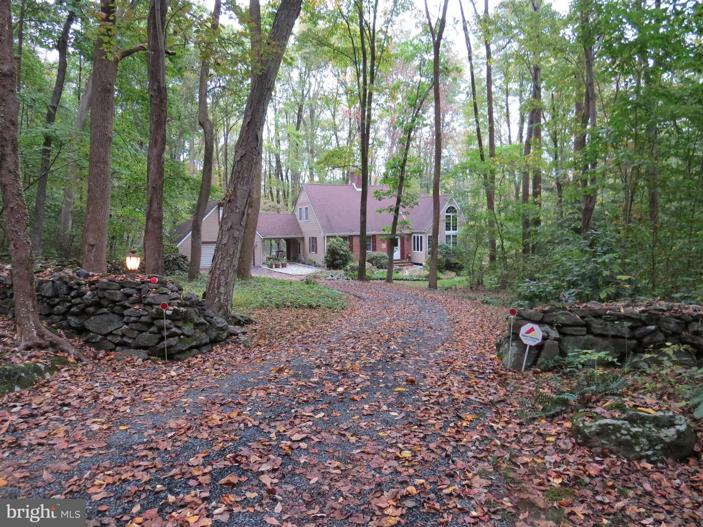 Single Family Homes for Sale at Green Lane, Pennsylvania 18054 United States