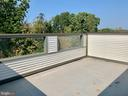 Roof Top Terrace with gorgeous views. Actual Home - 4904 TRAIL VISTA LN, CHANTILLY