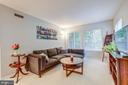 Livingroom - 10300 LURIA COMMONS CT 3G #3G, BURKE