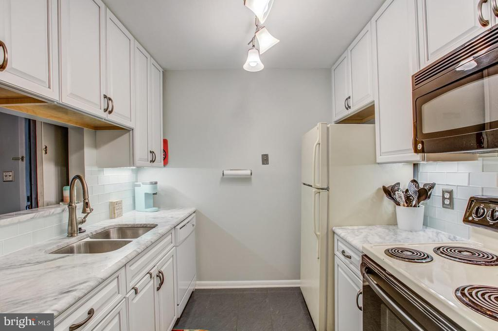 Updated cabinets - 10300 LURIA COMMONS CT 3G #3G, BURKE