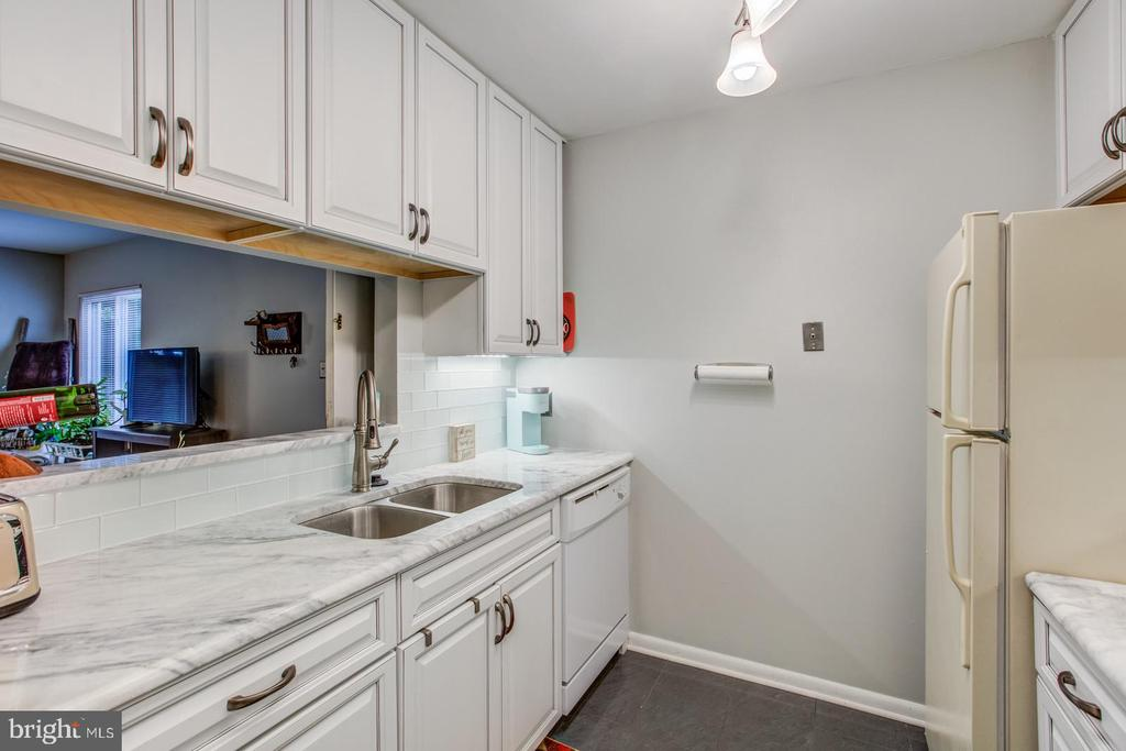 Updated counter tops - 10300 LURIA COMMONS CT 3G #3G, BURKE