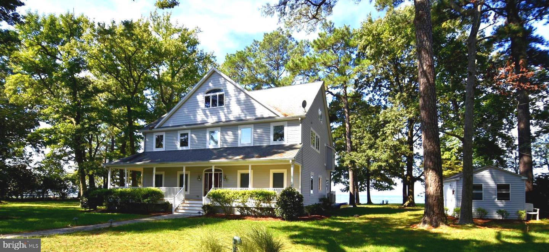 Single Family Homes per Vendita alle ore Claiborne, Maryland 21624 Stati Uniti